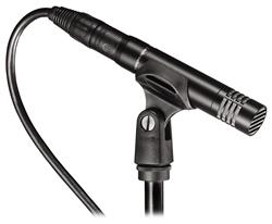 Microfone Audio-Technica 20 Series AT2021 Condensador Ideal para Violão, Overheads, Piano e Coral