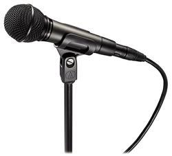 Microfone Audio-Technica Artist Series ATM510 Dinâmico de Mão com Sistema Anti-Choque