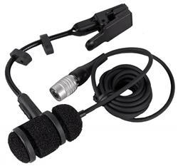 Microfone Audio-Technica Pro Series PRO 35CW Sem Fio Condensador c/ Clipe para Metais, Percussão