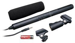 Microfone Shotgun Audio-Technica Atr Series ATR6550 Condensador Cardioide
