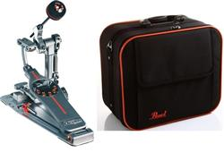 Pedal Single Pearl P-3000D Demon Drive Longboard Direct Drive e Bag Incluso