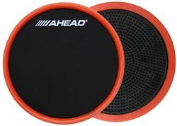 """Pad de Estudo Ahead AHSOPP 6"""" Compact Stick-On Practice Alta Aderência e Fixação"""