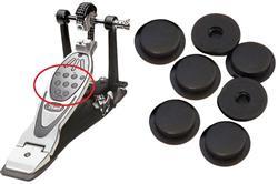 Pastilha de Borracha para Pedal Pearl Eliminator e Demon Drive NP-283N/7 Traction Grip