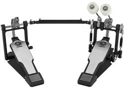 Pedal Duplo Yamaha DFP8500C Dual Chain Drive Long Footboards com Corrente Dupla