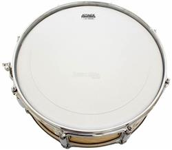 "Pele Attack Drumheads 1-Ply Medium Coated Tone Ridge 14"" Porosa DHA14CR com Borda Anti-vibração"