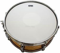 "Pele Attack Drumheads 2-Ply Heavy Coated Super Blastbeat 14"" DHA14BB-D Heavy com Bola Central"