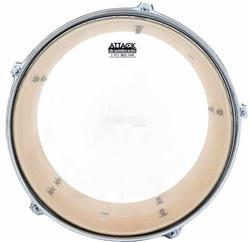 "Pele Attack Drumheads 2-Ply Thin Skin Clear 12"" Filme Duplo Transparente Mais Fino DHTS2-12"