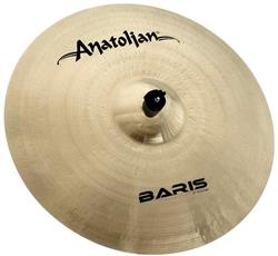 "Ride Anatolian Baris Brilliant 22"" Handmade Turkish"