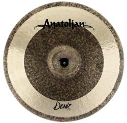 "Ride Anatolian Deniz 22"" Raw Natural Hybrid Handmade Turkish"