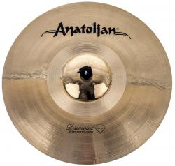 "Ride Anatolian Diamond Nu Crash Ride 20"" (Worship Cymbal) Handmade Turkish"