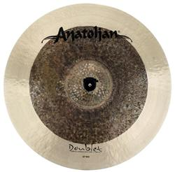 "Ride Anatolian Doublet 20"" Omni Raw Natural Handmade Turkish"