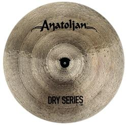 "Ride Anatolian Dry Series 20"" Dark Slot Handmade Turkish"