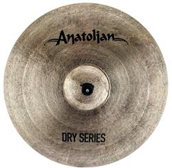 "Ride Anatolian Dry Series 22"" Dark Slot Handmade Turkish"