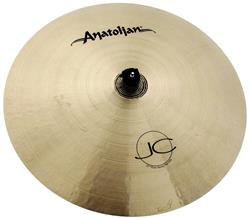 "Ride Anatolian Jazz Collection Honey Flat 22"" Handmade Turkish Sem Cúpula"