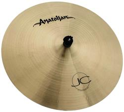 "Ride Anatolian Jazz Collection Smooth 22"" Handmade Turkish"