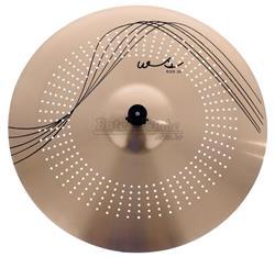 """Ride Orion WS Whisper WS20RD 20"""" com Micro Furos em Bronze B10 Prato de Efeito"""