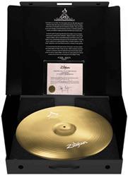 """Ride Zildjian A Custom 23"""" Edição Limitada 25TH Anniversary Apenas 1000 no mundo!"""
