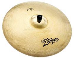 "Ride Zildjian A Series Ping Brilliant 22"" (Seminovo) Raridade no Mundo"