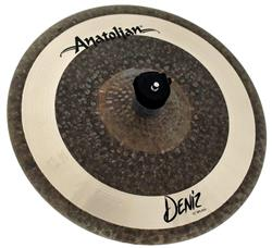 "Splash Anatolian Deniz 12"" Raw Natural Hybrid Handmade Turkish"