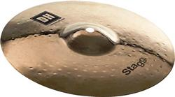 "Splash Stagg DH Brilliant Medium 10"" em Bronze B20"