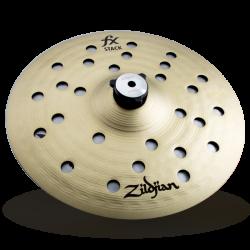 "Stax Zildjian FX Stack 10"" com Sistema Cymbolt Mount"