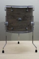 "Surdo Avulso 16"" Adah Talent Lyptus Series Rustic Wood (Saldão)"