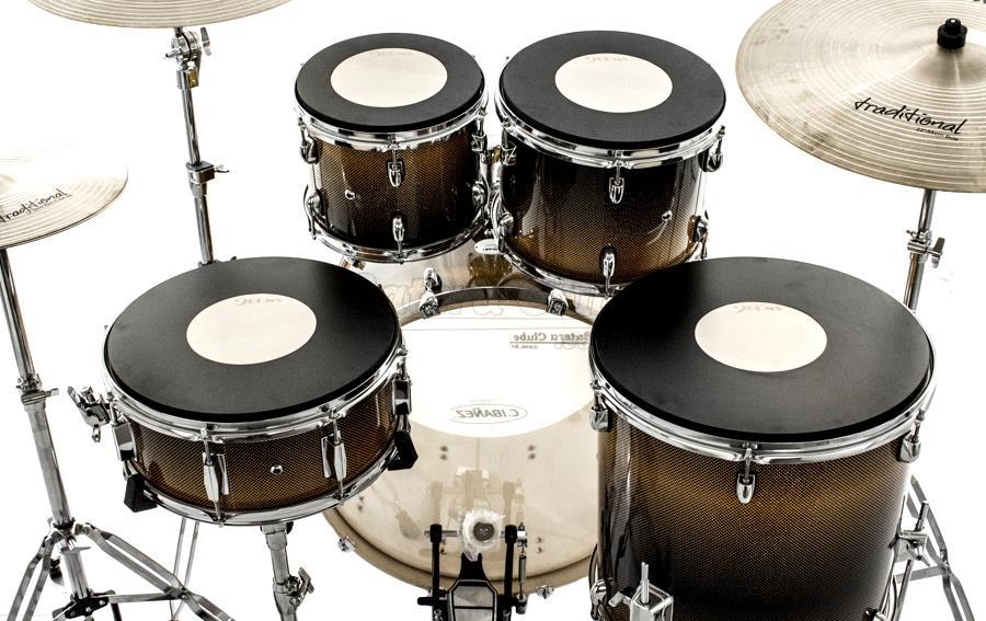 Kit de Pads de Estudo Nevada Drums