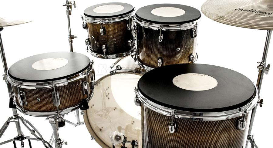 Kit de Pads de Estudo Nevada Drums 10