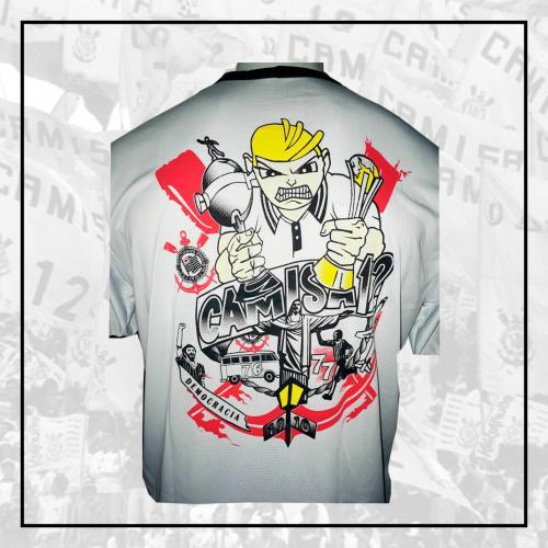 b5febe96a Camisa histórica   Masculinos - Camisetas   Loja Online Oficial ...