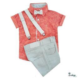 09ba6706abc49 Comprar. Conjunto Infantil Camisa ou Body Angola Conjunto Infantil Camisa  ou Body Angola