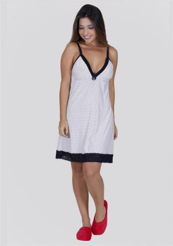Maternidade - Camisola e Pijama Amamentação   Frizzon Store 808607ae38c6d