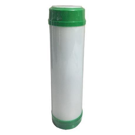"""Cartucho Branco de 10"""" x 2.1/2"""" Com Carvão Ativado Granulado"""