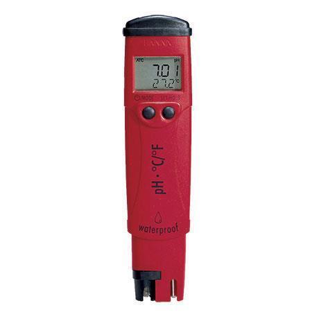 Medidor De PH E Temperatura HI98127 Hanna