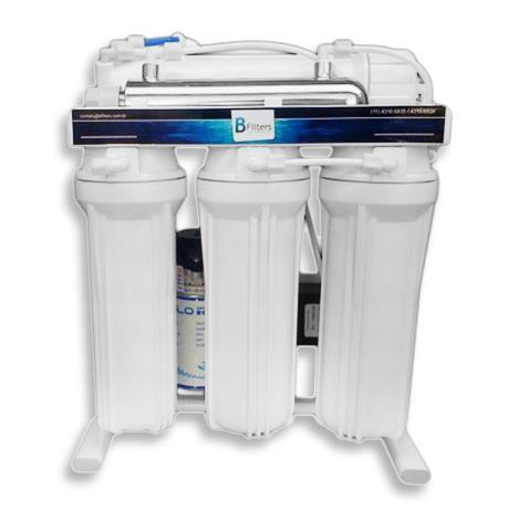 Osmose Reversa ORBC-30UVC 220V 6 Etapas - Automático - 30 litros/hora