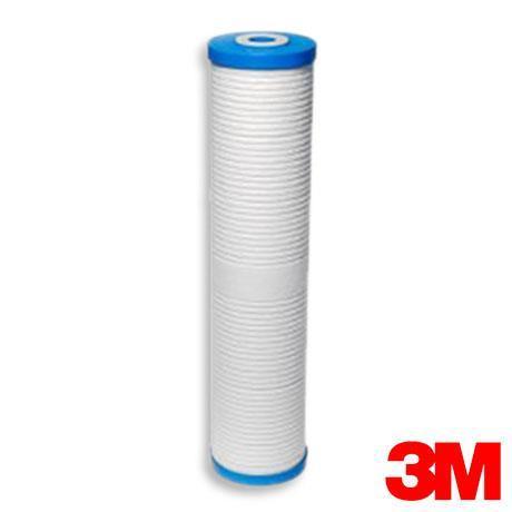 "Polipropileno 20"" De Altura 4.1/2"" de diâmetro Big Cuno AP810 2PP 5 Microns 3M"