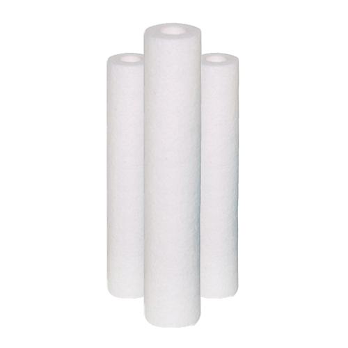 """Polipropileno De 20"""" De Altura x 2.1/2"""" de diâmetro x 5 Micras - Kit com 3 unidades"""
