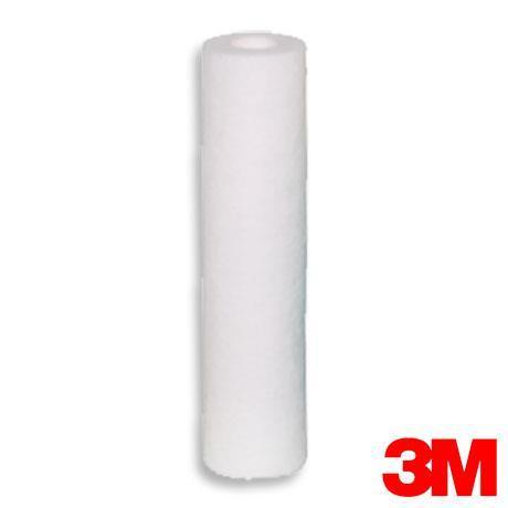 "Polipropileno Liso 10"" De Altura 2.1/2"" de diâmetro Cuno PP111U 25 Microns 3M"