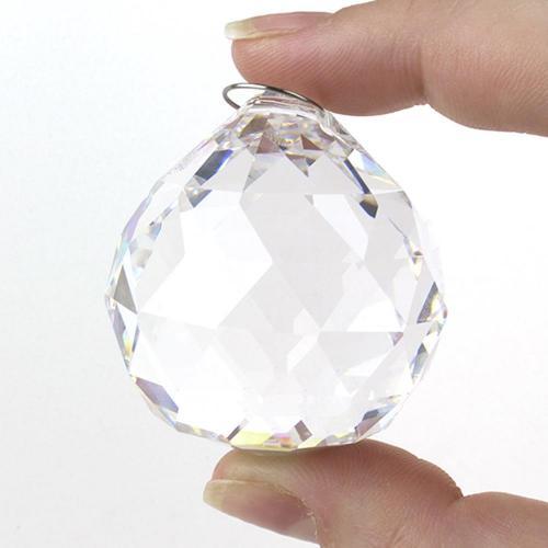 df02eb19e91 Cristal Multifacetado para Feng Shui - Pronto para Pendurar