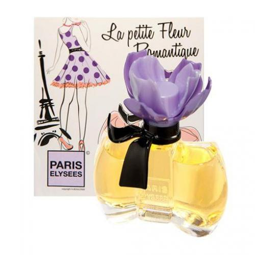 La Petite Fleur Romantique Paris Elysees Perfume Feminino de 100ml - Paris  Elysees Atacado ... 035a05dd2bd