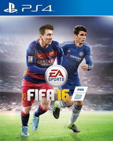 FIFA 16 - PS4 - Usado   PS4 - Jogos Usados   R A Games ecbdd0873d0a6