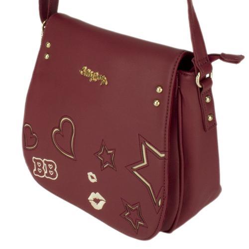 55c27cf134 Bolsa Betty Boop modelo BP5802 Coleção Miss B transversal ...