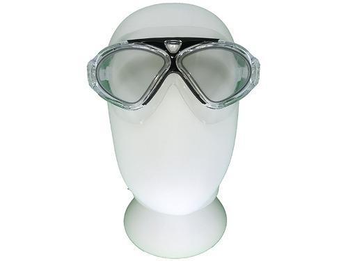 fc3473ae4 Óculos de Natação Uaru Silicone transparente - Cetus   Natação ...