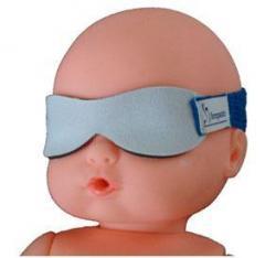 Baby Block - Protetor Ocular Para Fototerapia Ou Para Uso Em Incubadora. PP