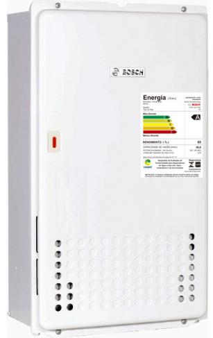 Aquecedor de Água à Gás BOSCH GWH 720 CTDE 36 Litros/min