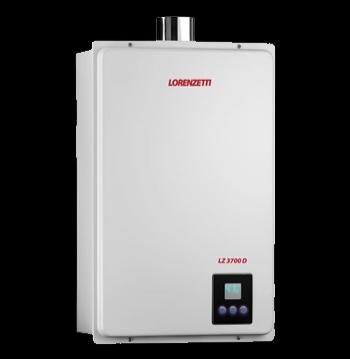 Aquecedor de Água à Gás LORENZETTI  LZ 3700 D 37,5 Litros/min