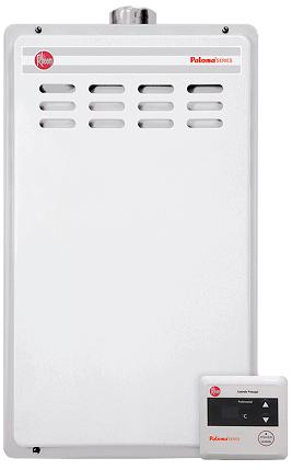 Aquecedor de Água à Gás RHEEM 32 Litros/min