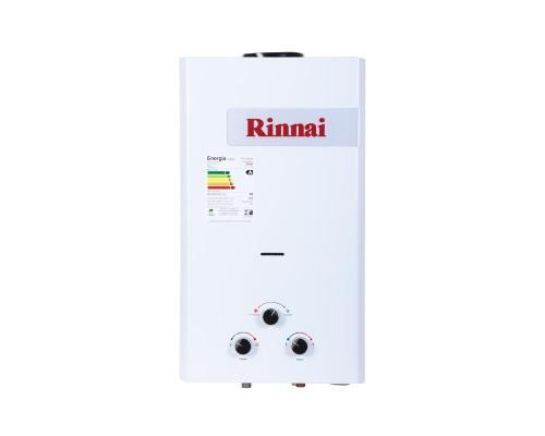 Aquecedor de Água à Gás RINNAI REU M 150 CFSB  - GN 15 Litros/min