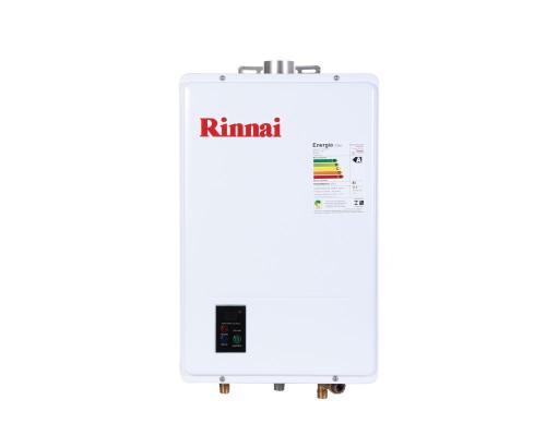 Aquecedor de Água à Gás RINNAI REU 1602FEH 22,5 Litros/min - ENTRE EM CONTATO PARA OFERTAS ESPECIAIS