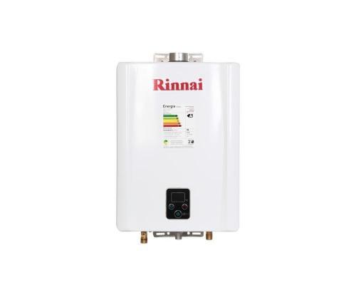 Aquecedor de Água à Gás RINNAI REU E 21 FEH 21 Litros/min