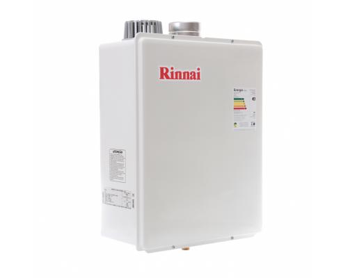 Aquecedor de Água à Gás RINNAI REU E 42 FEA - Vazão 43 Litros/min.